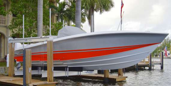 When & How To Replace Your Boat Lift Carpet