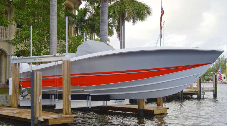 Maintaining Your Boat Lift