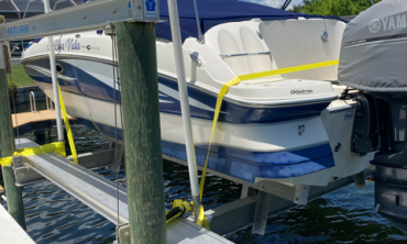 Hurricane Prevention: Strap Down Your Boat